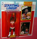 1990 DOMINIQUE WILKINS Atlanta Hawks - FREE s/h- HOF Starting Lineup + 1982 card