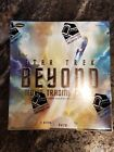2017 Star Trek Beyond Movie sealed card box 2 autograph 1 Costume Relic or Pin