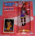 1997 SHAQUILLE O'NEAL Los Angeles Lakers Starting Lineup - FREE s/h Shaq NM/MINT