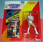 1992 CHRIS MULLIN Golden State Warriors #17 - FREE s/h - Starting Lineup Kenner