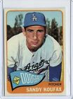 Sandy Koufax Named 2011 Topps Prime 9 Redemption #9 9