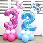 32 Inch Number Foil Balloons Wedding Birthday Party Decoration Balloons NEUS