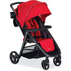 Combi Fold Go Butterfly Baby Infant Stroller Cart Carrier Outdoor Ride New Red
