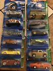 2006 Hot Wheels Treasure Hunt Set Complete 1 thru 12 FREE SHIPPING in PROTECTO