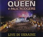 Live In Ukraine by Paul Rodgers/Queen (CD, 3 Discs, Hollywood) uNDER Q