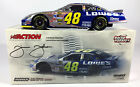 Action Diecast 2005 Jimmie Johnson 48 Lowes Las Vegas Raced Autographed 1 of 96