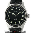 IWC Pilot Mark XV Spitfire Limited Edition Steel 38mm 1000 Pieces IW3253-05 B+P