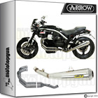 ARROW FULL SYSTEM EXHAUST PRO-RACING NICHROM SATIN MOTO GUZZI GRISO 1100 05-11