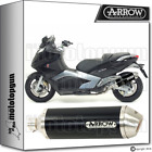 ARROW EXHAUST RACETECH BLACK GILERA GP800 08-13