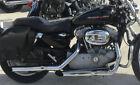 06 Harley Sportster XL 883 Exhaust Muffler Header Pipes