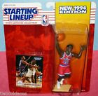 NM 1994 CALBERT CHEANEY Washington Bullets Rookie - FREE s/h- Starting Lineup NM