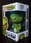 Funko Pop DC Comics Swamp Thing Flocked Scented - 2016 SDCC PX Previews (RARE)