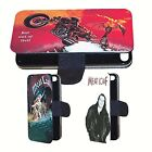 Meat Loaf  rock group phone case cover flip wallet present gift protection