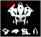 IN fit kawasaki ninja zx-12r zx12r zx12 2002 03 04 2005 fairing sets unpainted