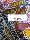 Lot Of Racing Stickers Decals Motocross Motorcycles Car Vintage Decal Sticker