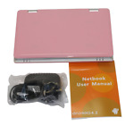NEW 4Gb 7 inch Pink Mini Laptop Netbook Android 22 Latest Software Latest bu