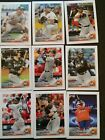2018 Topps MLB Sticker Collection Baseball Cards 13