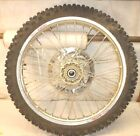 2003 KTM 200 EXC   FRONT  WHEEL ASSEMBLY