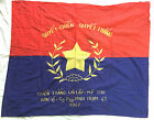 LARG FLAG - VC Vietcong NVA NLF Flag Victory in MY THO Province 1967, L148
