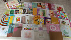 LOT 85 ASST GREETING CARDS ENV10 EABDAY GET WELL SYMP BLANK TY