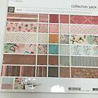 Basic Grey Blush paper collection pack