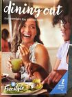 Weight Watchers 2018 FREESTYLE Points book SHOPPING and DINING OUT 2 in 1