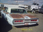 1966 Ford Thunderbird stock 2 door 1966 Ford Thunderbird 47K MILES 4 repair or parts no reserve all complete