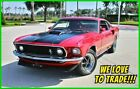 1969 Ford Mustang Mach 1 S Code 390 RARE 1000 MILES 1969 Ford Mustang Mach 1 S Code 390 V8 Fastback Automatic