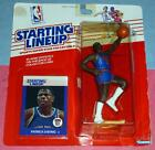 1988 PATRICK EWING New York Knicks - FREE s/h - Rookie Starting Lineup Kenner