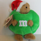 BOYDS BEARS HoHo KringlePeeker 919027; Jointed, 7in, 2006, M&Ms Collection