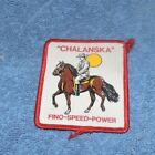 """Chalanska"" Pino-Speed-Power Patch-Rare/Unique"