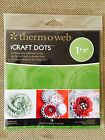 ThermOweb iCraft 15 Adhesive Dots 18 pk Permanent Photo Safe FREE SHIPPING