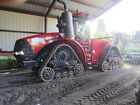 2015 Case IH Steiger Quadtrac 420 Row Track Tractor