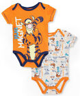 Disney Winnie the Pooh Baby Boys 2 Pack Bodysuits featuring Tigger