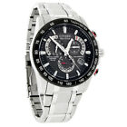 New Citizen Mens Atomic Radio Controlled Eco-Drive Watch AT4008-51E