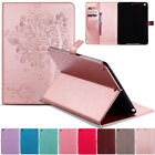 For Apple iPad 2 3 4 Pattern Wallet Leather Case Cover Shockproof Stand Folio