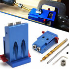 New Pocket Hole Jig Drill Woodworking Carpentry  Kreg Joinery Tool Free Shipping