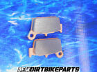 APRILIA RXV 450 Rear Brake Pads Genuine Nissin OEM Stock RXV 550 2006-2012