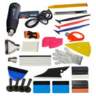 Car Wrapping Installation Tools Kit Vinyl Wrap Squeegee Felt Application US