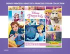 2018 Panini Disney Princess Sticker Collection 50ct Box with Album