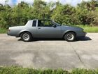 1987 Buick Grand National T Type 1987 Buick T Type No Reserve