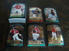 2003 Bowman Chrome Draft Baseball---Lot Of 31---Dupes---See List