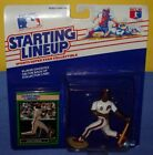 1989 JUAN SAMUEL Philadelphia Phillies - FREE s/h - Starting Lineup Kenner NM-