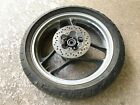1986 1987 1988 Suzuki GSXR 1100 Rear Wheel Rim 18 X 4.00 With Rotor GSX-R1100