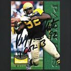 Reggie White Autograph Signed 1995 Skybox Card #47 Packers