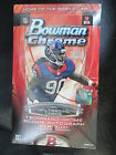 2014 BOWMAN CHROME FOOTBALL SEALED HOBBY BOX