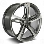 18 5453 Style Machined Gunmetal Wheels Fits Audi A4 A6 RS6