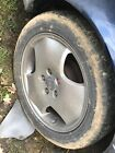 Saab 900 3 Spoke Turbo Alloy wheels with tyres 16 9 3 93 900 95 9 5 1994 2012