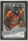 2015 Topps Museum Collection Football Cards - Review Added 18