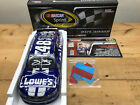 Jimmie Johnson 2013 Lowes Martinsville race win version signed Nascar diecast